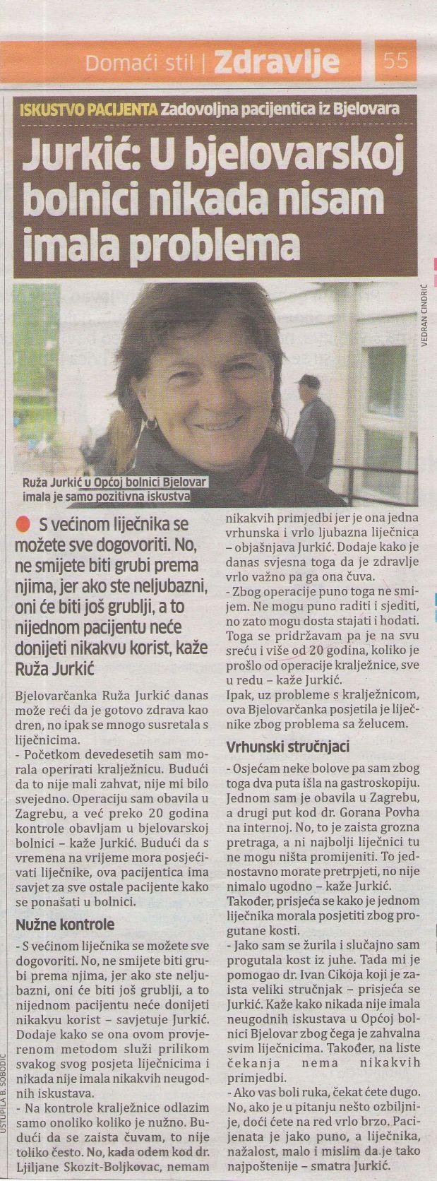 OBBJ-BjelovarskiListIskustvoPacijenta-Jurkic